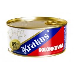 "Pork shank meat with natural juices ""Krakus"", 300g"