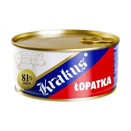 """Pork shoulder """"Krakus"""", 300 g"""