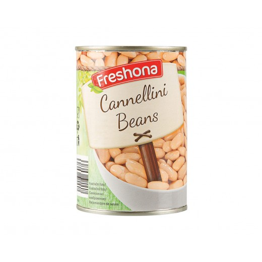 """Cannellini beans in salted water """"Freshona"""", 425 ml"""