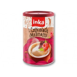 "Cereal coffee with chocolate & raspberry ""Inka"", 120 g"