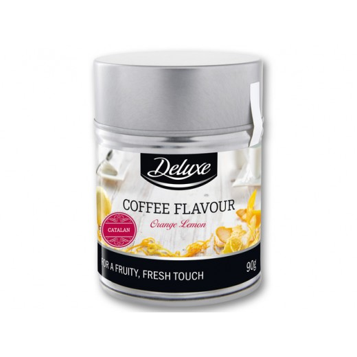 "Coffee flavour orange & lemon ""Deluxe"" Catalan, 90 g"