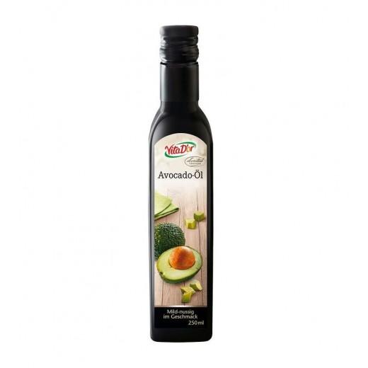 """Cold pressed avocado oil """"VitaD'or"""", 250 ml"""