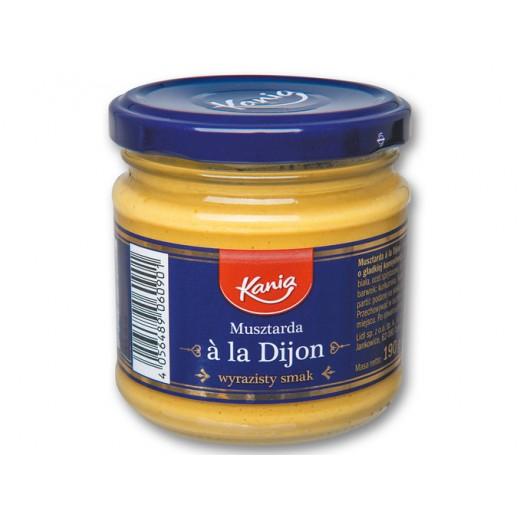 "A la Dijon mustard ""Kania"", 190 g"