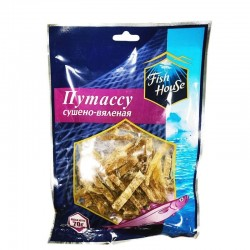"""Dried blue whiting fish """"Fish House"""", 70 g"""