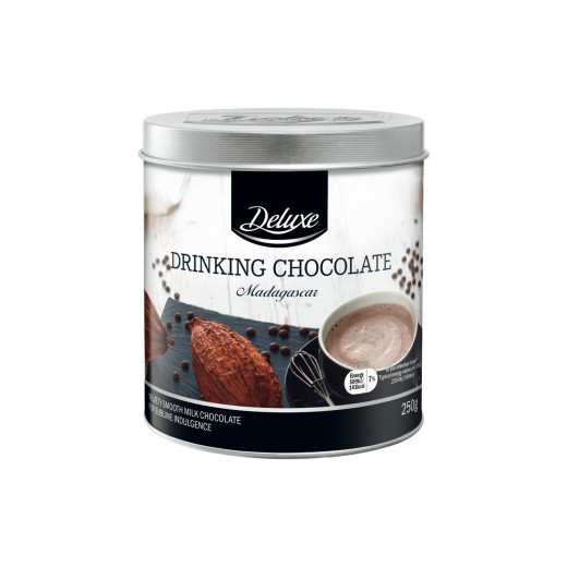 "Drinking chocolate from Madagascar cacao ""Deluxe"", 250 g"