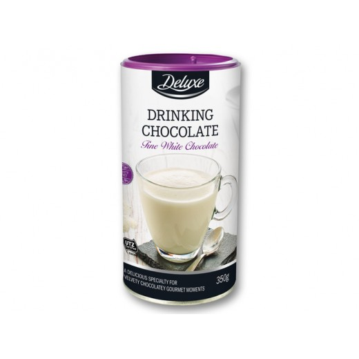 """Drinking white chocolate """"Deluxe"""", 350 g"""