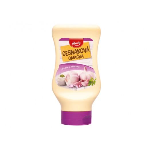 "Garlic sauce ""Kania"", 410 g"