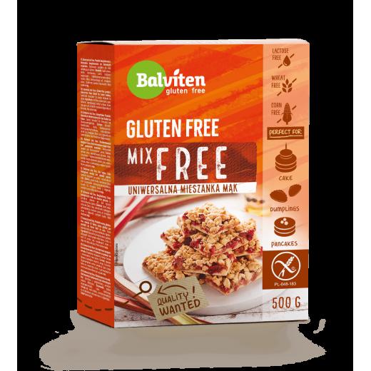 "Gluten free mix free flour ""Balviten"", 500 g"