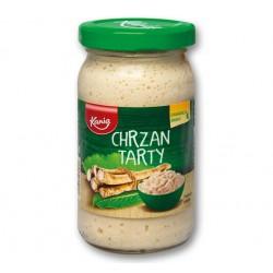 """Grated horseradish sauce """"Kania"""", 190 g"""