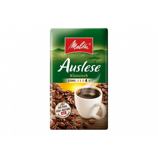 "Ground coffee ""Melitta"" Auslese classic, 250 g"