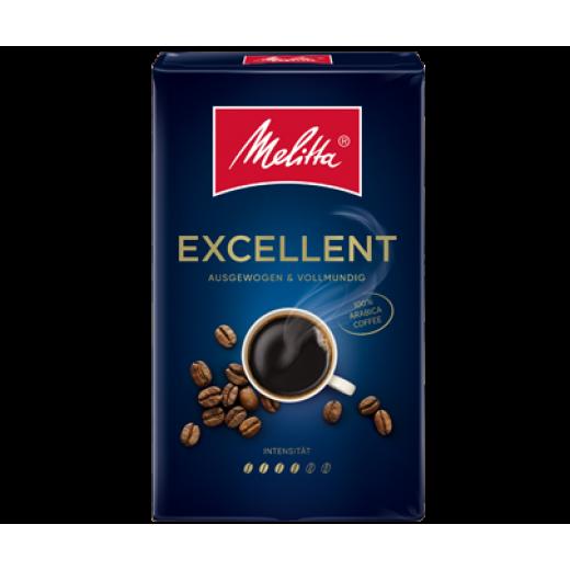 """Ground coffee """"Melitta"""" Excellent, 250 g"""