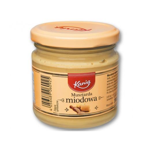 """Honey mustard """"Kania"""", 190 g"""