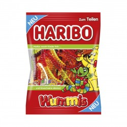 "Jelly worms ""Haribo"" Wummis, 200 g"