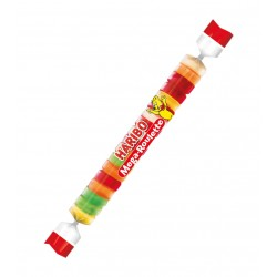 "Roulette jelly rolls ""Haribo"", 45 g"