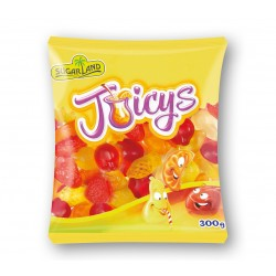 "Juicys jelly gummies ""Sugarland"", 200 g"