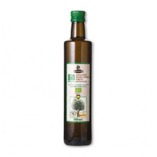 "BIO Organic Spanish extra virgin olive oil ""Primadonna"", 500 ml"