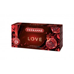 "Fruit tea ""Teekanne"" Pomegranate, 20 pcs"