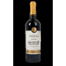 "Red dry wine 13.5% ""Cabernet Sauvignon Reserva, Viña Tarapaca"", 750 ml"