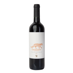 "Red dry wine 13.5% ""Carménère Gran Reserva"", 750 ml"