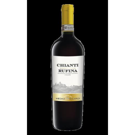 """Red dry wine 13% """"Chianti Rufina DOCG, Casato Dei Medici Riccardi"""", 750 ml"""