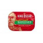 """Sardines in olive oil """"King Oscar"""", 106 g"""
