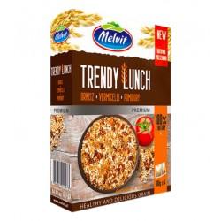 "Spelt, vermicelli, tomatoes ""Melvit"" Trendy Lunch, 4x100 g"