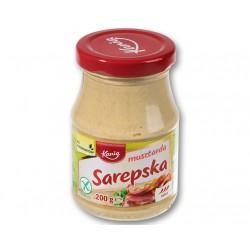 "Spicy mustard sauce ""Kania"", 200 g"