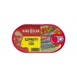 "Sprats in vegetable oil ""King Oscar"", 170 g"