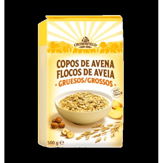 "Mountain oat flakes ""Crownfield"", 500 g"