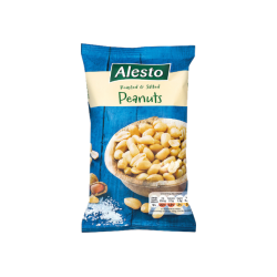 "Roasted, unsalted peanuts ""Alesto"", 500 g"