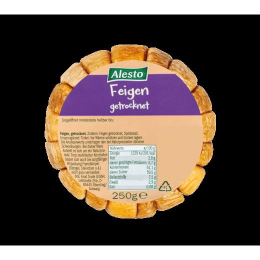 """Dried figs """"Alesto"""", 250 g"""