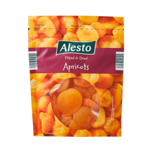"Dried, pitted apricots ""Alesto"", 200 g"