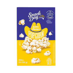 "Butter popcorn ""Snack day"", 300 g"