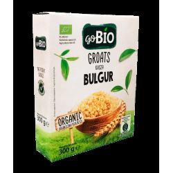 "BIO Organic bulgur groats ""goBIO"", 300 g"