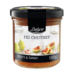 "Fig chutney ""Deluxe"", 150 g"