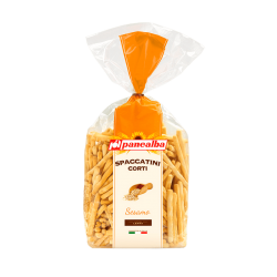 "Grissini breadsticks with sesame seeds Spaccatini Corti al Sesamo ""Panealba"", 250 g"