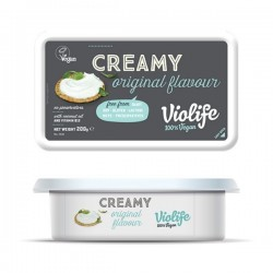 "Vegan original creamy cheese ""Violife"", 200 g"