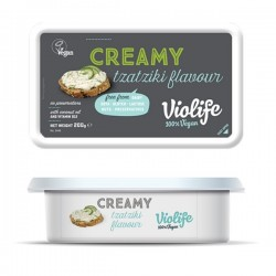 "Vegan tzatziki cheese spread ""Violife"", 200 g"