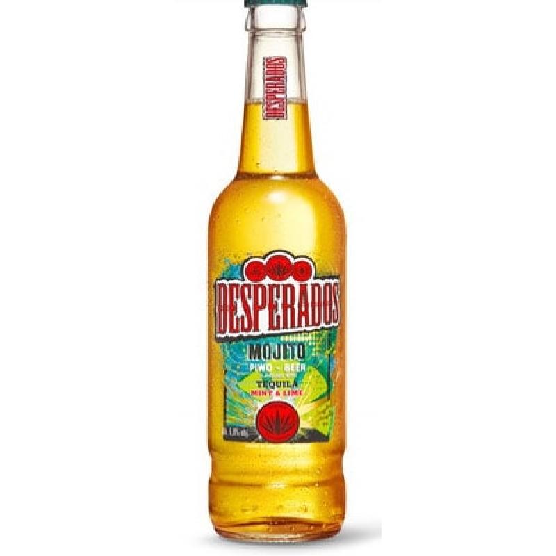 Fruit Beer 5 9 Desperados Mojito 500 Ml