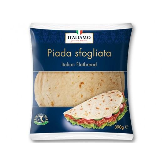 "Italian flatbread ""Italiamo"", 3x130 g"