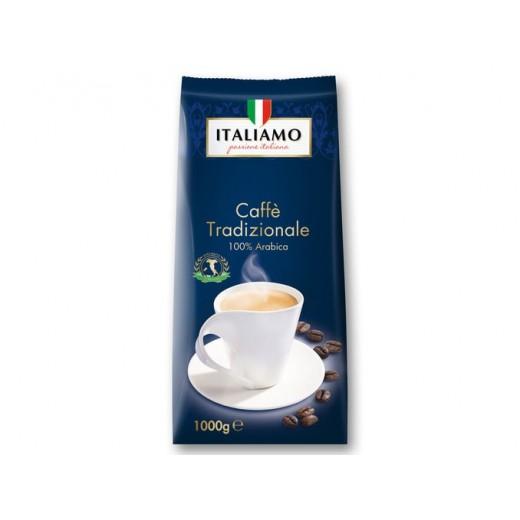 "Italian coffee beans ""Italiamo"", 1 kg"