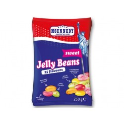 "Jelly beans 15 flavours ""Mcennedy"", 250 g"