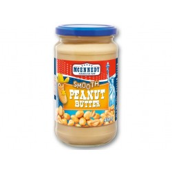 "Smooth peanut butter ""Mcennedy"", 454 g"