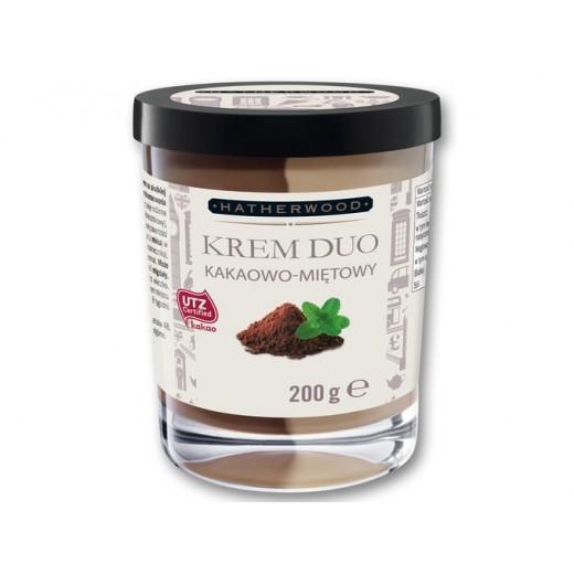 "Cocoa mint spread ""Hatherwood"", 200 g"