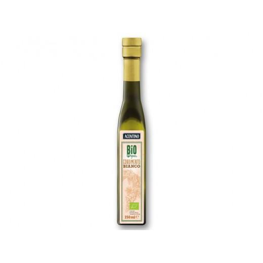 "BIO Organic Balsamic vinegar ""Acentino"" Condimento Bianco, 250 ml"