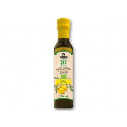 "BIO Organic first cold pressed olive oil with lemon ""Primadonna"", 250 ml"