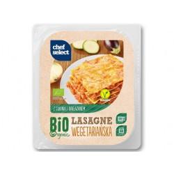 "BIO Organic vegetarian lasagne with zucchini & eggplant ""Chef Select"", 400 g"
