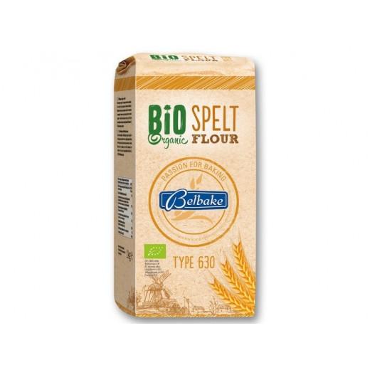 """BIO Organic spelt flour """"Belbake"""" type 630, 1 kg"""