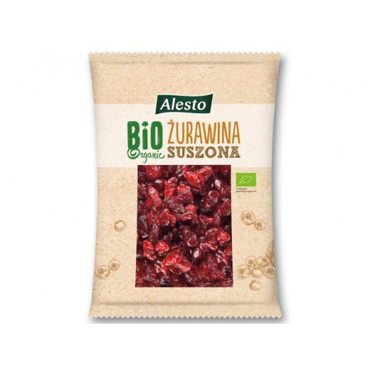 "BIO Organic dried cranberry ""Alesto"", 150 g"