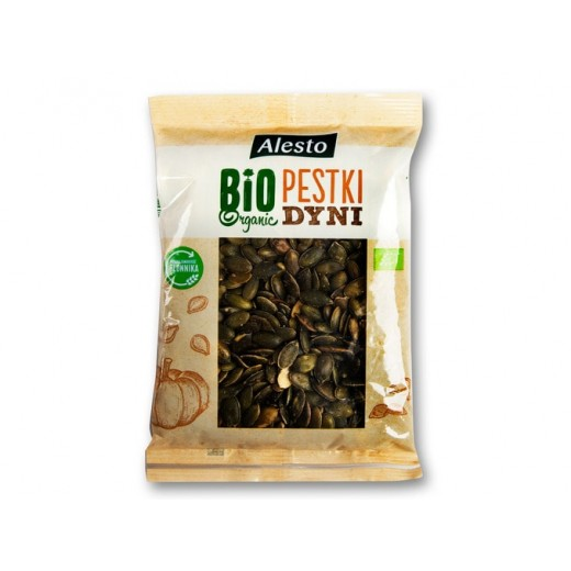 "BIO Organic pumpkin seeds ""Alesto"", 150 g"